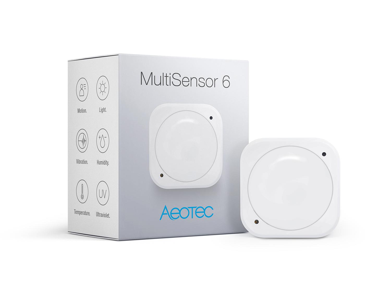 Aeon labs multi sensor 6 in 1 manual english.
