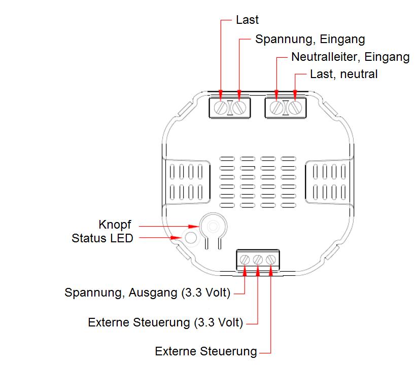 Nett Neutralleiter Ideen - Elektrische Systemblockdiagrammsammlung ...