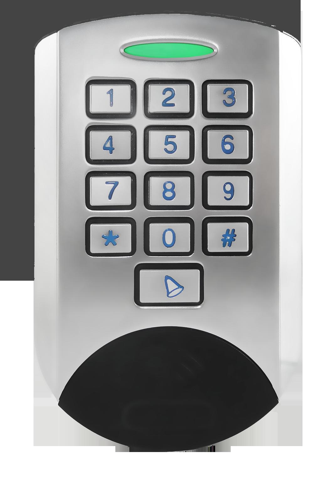 Popp Keypad Four Digit Operated Switch Sku Pope700045